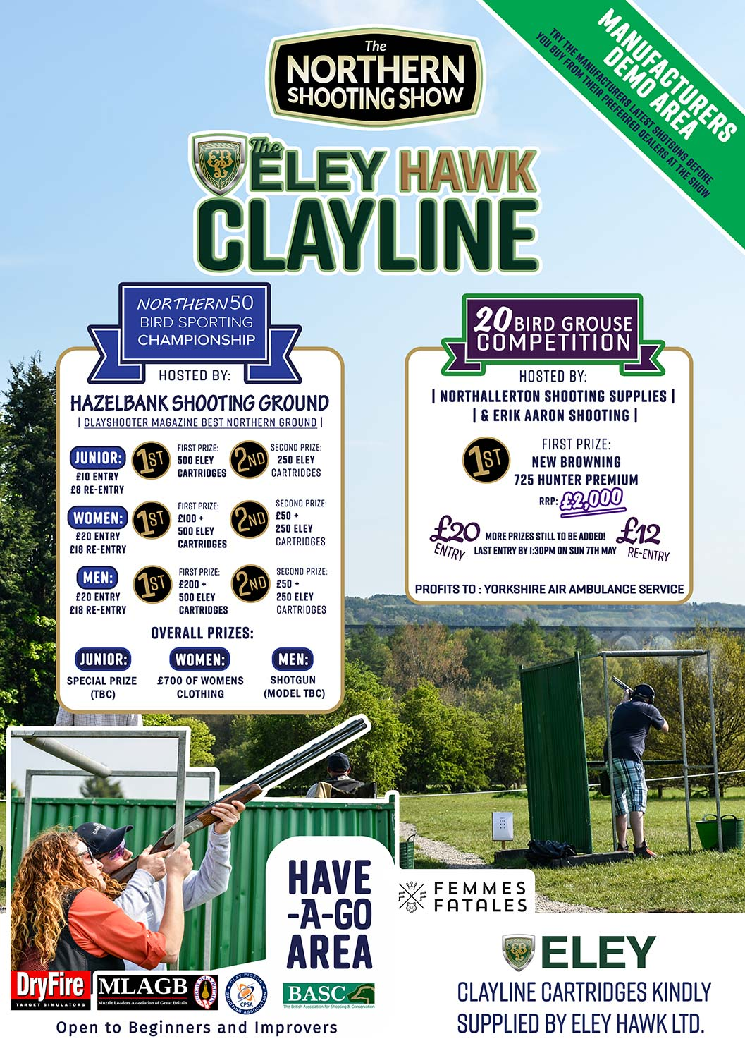 NSS-Clayline-Competition