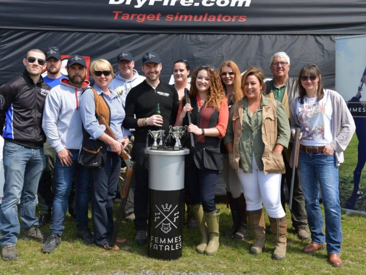 Femmes Fatales Win Clayline Competition