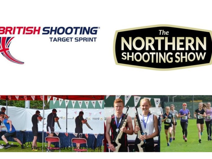 British Shooting Target Sprint comes to the show.