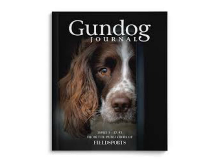 GUNDOG JOURNAL TO SPONSOR GUNDOG AREA